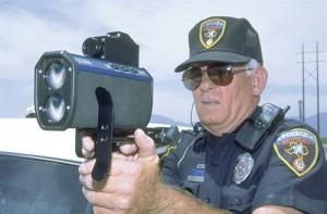 Speed Radar Gun