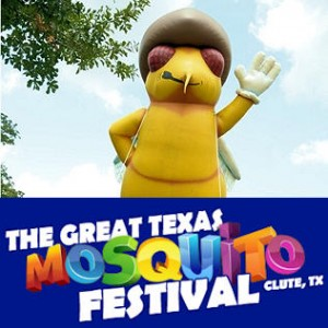 Great Texas Mosquito Festival in Clute TX